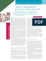04. Tercerización e intermediación laboral... Ramiro Viteri
