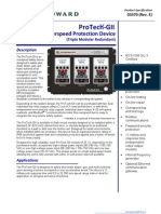 Datasheet Protech