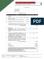Presupuesto Impermeabilizacion Tecnologico de La Cuenca - Copia (2)