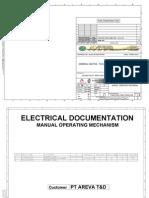 Manual Operating Mechanism