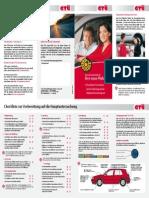 Hu Checkliste Pkw