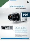 SCB-4000 Data Sheet