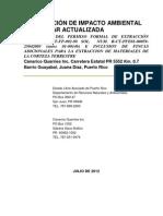 DIA-PA Canarico Quarries (Julio 2012)