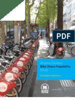 Atlanta Bicycle Coalition Bike Share Feasibility Study