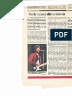 Rolling Stones, Rotterdam, 1990, Berner Zeitung, 21.5.1990, Review by Edi Schwager, 'Scribd'