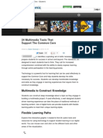 24 Multimedia Tools That Support the Common Core - Edudemic