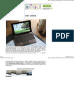 ASUS Eee Pad Transformer, análisis