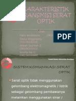 Karakteristik Transmisi Serat Optik-fixed