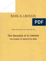 Basil Crouch - The Secret(s) of a Lifetime