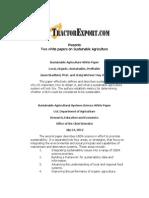 White Paper Sustainability 5.24.13