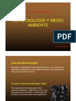 Biotecnologia y Medio Ambiente