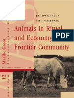 Groot - Animals in Ritual and Economy in a Roman Frontier Community