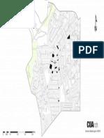 Map of Vacant Lots in Adams Morgan (2013)