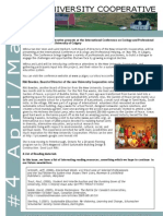 Apr May 09 Newsletter
