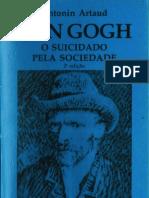 Antonin Artaud Van Gogh O Suicidado Pela Sociedade Achiame