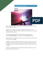 Cuestiones Elementales Sobre LED By_Emanuel