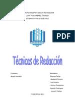 Tecnicas de Redaccion (1)