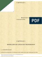Modelado de Lineas de Transmision