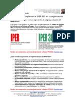 Beneficios de la Identificación de Peligros y la Evaluación del Riesgo (IPER)