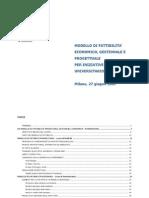 Rapporto Sull'Housing Universitario