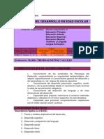 Psicología del Desarrollo en Edad Escolar45007