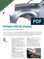 soldadura aluminio