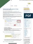 Building Multi-Lingual Joomla 2.5 Sites - OSTraining