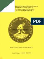 Autopsia del suicidio Tesis José Florentino Recinos Orozco[1]