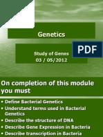 BSc. Genetics