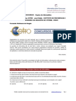 70 questões CETRO sobre Noções de Informática MÉDIO - IPAMV www.informaticadeconcursos.com.br