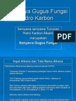 Gugus Fungsi Hidro Karbon Kl Xi Ipa