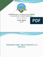 """""""Diseño corporativo"""" Universidad Israel"""