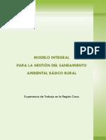 Modelo Integral Para El Saneamiento Ambiental Basico Rural(Bajado de Internet)