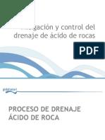 Resumen General Drenaje Acido de Roca 1