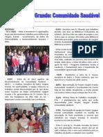 Informativo Vargem Grande Comunidade Saudável - Ano 1 - nº 2