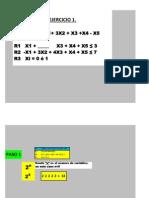 Metodo de Enumeracion Implicita Cero Uno