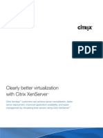 Citrix XenApp and Citrix XenServer - Better Together