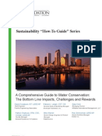A Comprehensive Guide to Water Conservation