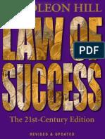 Hill-Napoleon Law of Success1 21st Century Edition