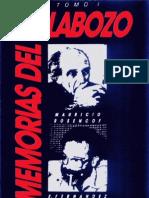 Libro - Mauricio Rosencof y Eleuterio Fernández Huidobro - Memorias del calabozo Tomo I