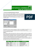 SPSS Inferencia2 Notas 03 2007
