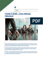 CHEFE É CHEFE