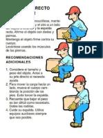 Seguridad Laboral