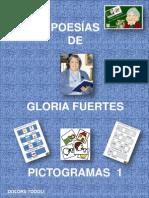 Pictogramas Gloria Fuertes