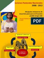 5. Orientaciones Pastorales de la Mision.pps