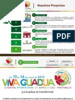 Oportunidades de Alianza Viva Guadua