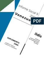 Venezuela. Informe Social 9, ILDES, 2004