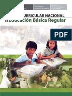 Diseño Curricular Nacional DCN 2009