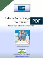 Manual segurança trânsito RJ Fev 2010 V02