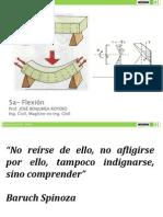 5a- Flexión